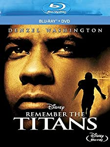 Remember the Titans [Blu-ray] [2000] [US Import]