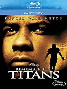 Remember the Titans (Blu-ray/DVD Combo)