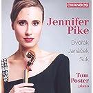Janacek/ Suk/ Dvorak: Czech Violin Music [Jennifer Pike, Tom Poster] [Chandos: CHAN 10827]