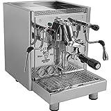 Bezzera Mitica Commercial Espresso Machine - HX ss boiler switchable tank / direct connect rotary vane pump