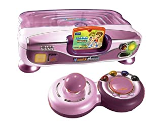 V.Smile VTech - V.Motion Active Learning System - Pink