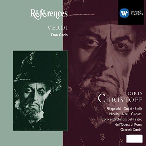 Don Carlo (2000 Remastered Version), Act 4: Sì, per sempre! (Filippo/L'Inquisitore/Elisabetta/Carlo/Un frate/Familiari)
