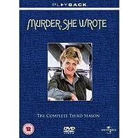 Murder She Wrote - Series 3
