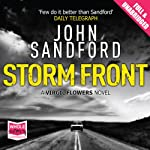 Storm Front (       UNABRIDGED) by John Sandford Narrated by Eric Conger