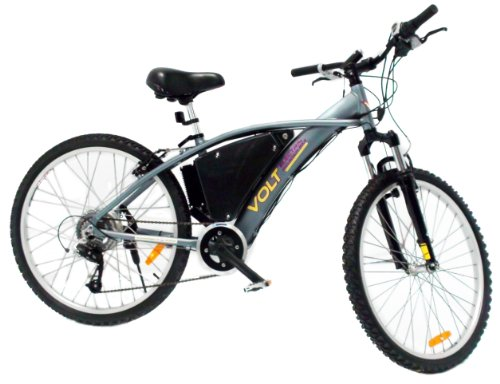 International Surrey Company Volt Electric Bicycle (Gray)