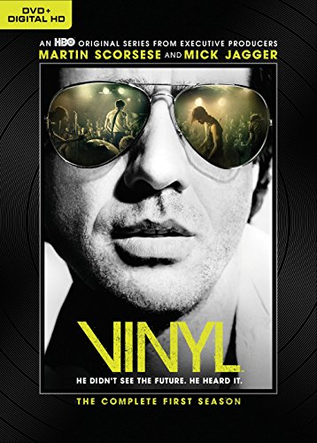 Vinyl: The Complete First Season [Edizione: USA]