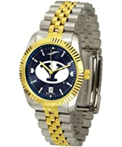 Brigham Young Cougars BYU NCAA Mens 23Kt Executive Watch