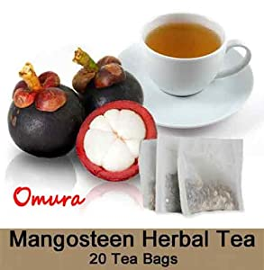 how to prepare mangosteen tea