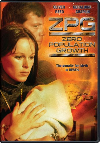 Zpg: Zero Population Growth [DVD] [1971] [Region 1] [US Import] [NTSC]