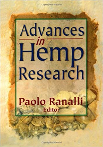 Advances in Hemp Research