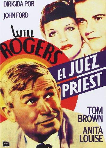 El Juez Priest [DVD]
