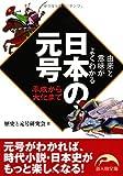 日本の元号 (新人物往来社文庫)