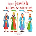 Best Jewish Tales and Stories for Kids Audiobook by Gertrude Landa Narrated by Katie Haigh