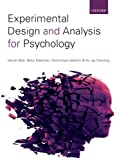 img - for Experimental Design & Analysis for Psychology book / textbook / text book