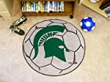 Custom Made - 4529 - Michigan State University Soccer Ball