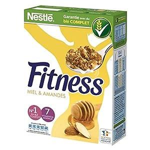 Nestlé Fitness - céréales miel & amandes - 355g