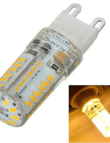 zsq-g9-5w-500lm-3500k-6500k-58x-3014-smd-led-warm-bianco-freddo-lampadina-luce-ac230v-bianco-fresco-