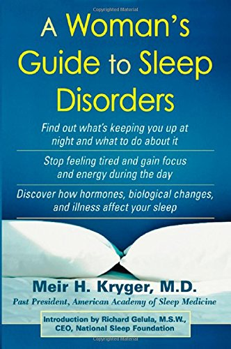 A Woman'S Guide To Sleep Disorders front-1074559
