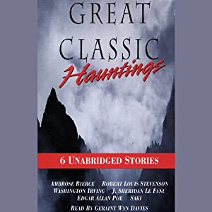 Great Classic Hauntings Hörbuch