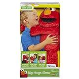 Playskool Sesame Street Big Hugs Elmo Plush