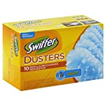 Swiffer Dusters Dusters, Disposable, Refills, Unscented, 10 dusters