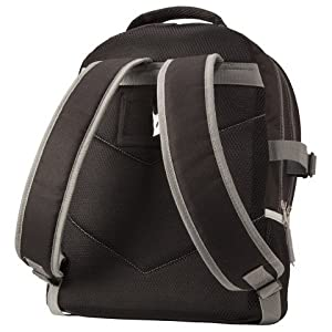 """Batman Fast Forward Padded Molded Muscle Chest 16"""" Black Backpack at Gotham City Store"""