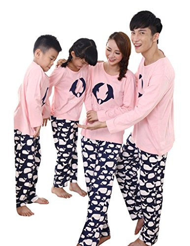 Matching Pajamas For The Family front-631286