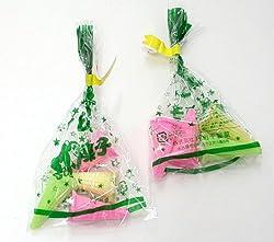 色とんがり(ソフト菓子-色トンガリ)50入【駄菓子】
