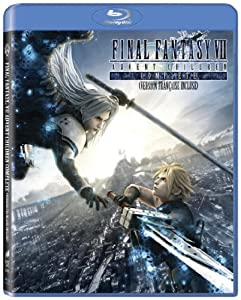 Final Fantasy VII: Advent Children [Blu-ray] (Bilingual)