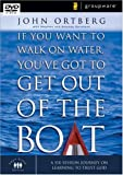 If you want to walk on the water, you've got to get out of the boat