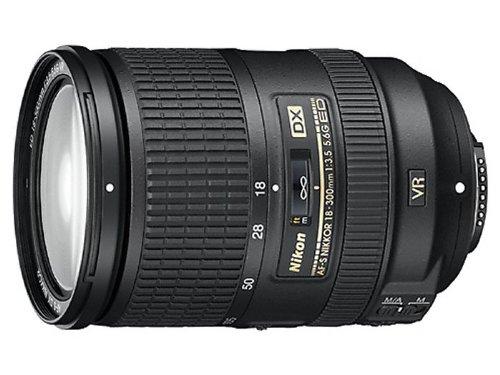Nikon AF-S DX NIKKOR 18-300mm f/3.5-5.6G ED VR Lens Black Friday & Cyber Monday 2014