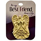 Angel Visor Clip for Best Friends