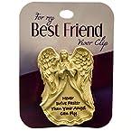 Angel Visor Clip for Best Friends