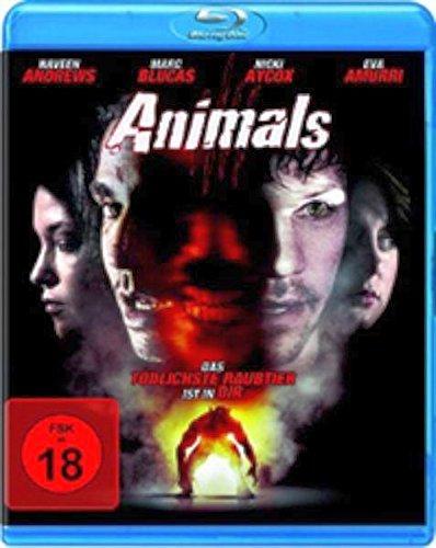 Animals - Das tödlichste Raubtier ist in Dir! [Blu-ray] [Edizione: Germania]