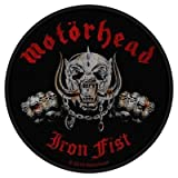 Motorhead Patch - Iron Fist Skull