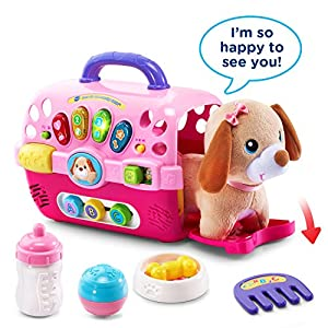 VTech Care for Me Learning Carrier Toy by VTech