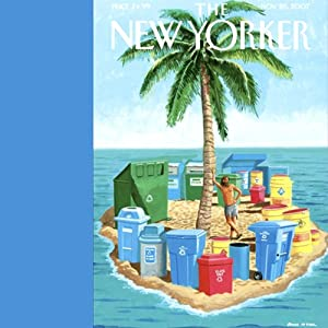 The New Yorker (November 26, 2007) | [Ryan Lizza, Nora Ephron, Peter Hessler, George Packer, Nancy Franklin, Anthony Lane]