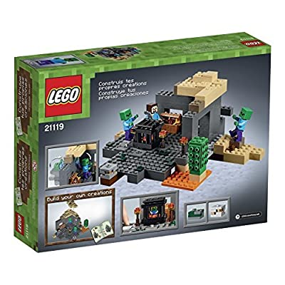 5 X LEGO Minecraft 21119 the Dungeon Building Kit by LEGO