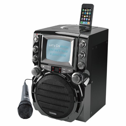 Cheapest Prices! Karaoke USA GQ752 Karaoke System
