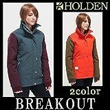 14-15 HOLDEN/ホールデン KLARA jacket ウェア ジャケット レディース スノーボード S ORION-BLUE/PORT-ROYALE
