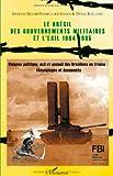 echange, troc Denis Rolland - Le Brésil des gouvernements militaires et l'exil, 1964-1985 : Violence politique, exil et accueil des Brésiliens en France :