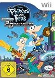 Phineas & Ferb - Quer durch die 2. Dimension hergestellt von Disney