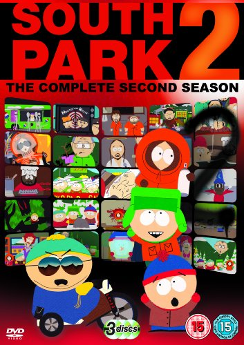 South Park – Season 2 (re-pack) [DVD]