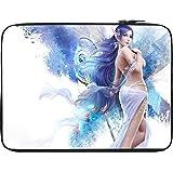 Snoogg Jap Angel 10 To 10.6 Inch Laptop Netbook Notebook Slipcase Sleeve