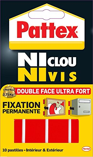 Pattex-687066-Adhsifs-10-Pastilles-Fixation-20mm-x-40-mm