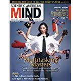 Scientific American Mind (1-year auto-renewal)