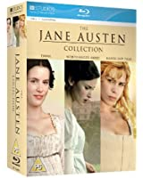 The Jane Austen Collection [Blu-ray]