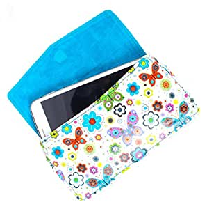 DooDa PU Leather Case Cover With Magnetic Closure For Lava Iris 450 Colour