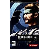 Metal gear solid portable ops+par Konami