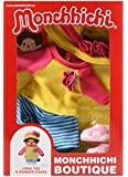 Sekiguchi 254730 - Monchhichi Boutique A4 Sommer - Outfit mit Hut